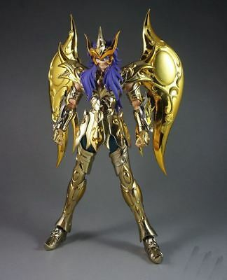 Saint Seiya Myth Cloth Ex figura Milo de Scorpio Soul of Gold Great Toys