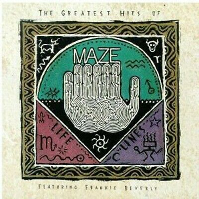 The Greatest Hits Of Maze: LIFELINES VOLUME 1 CD (1989)