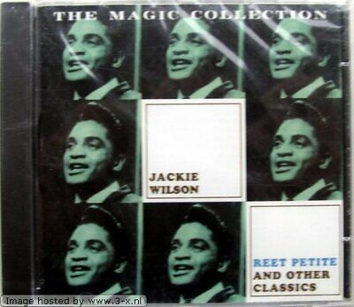 Jackie Wilson : The Magic Collection CD
