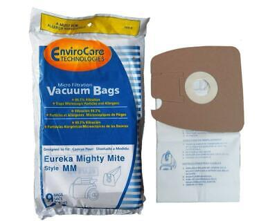 24 Eureka MM Mighty Mite 3670 3680 Canister Vacuum Bags Sanitaire Professional