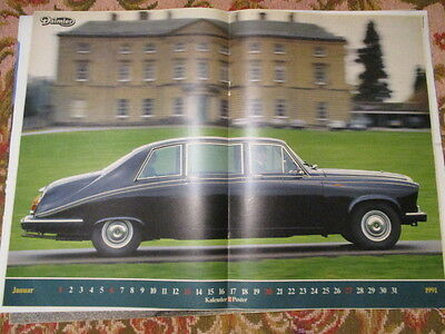 Poster 2 Pages Auto : Daimler