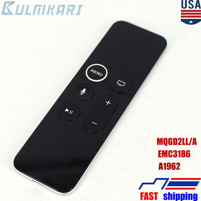 Genuine Apple TV Siri 4K 4th Remote Control MQGD2LL/A EMC3186 A1962 New US