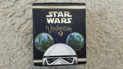 Figurine Disney Star Wars Disneyland Paris Vinylmation Serie 6 Stormtrooper