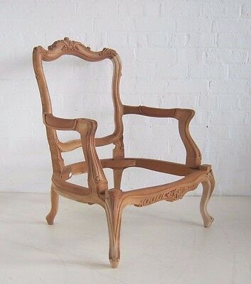 Baroque Armchair/Tub Chair - living room/bedroom/French antique style chair