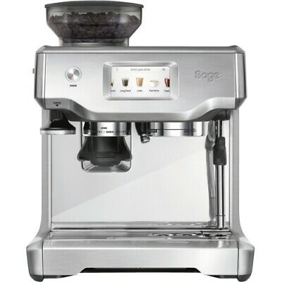 Sage The Barista Touch - Espresso-Maschine Pre-Infusion Funktion