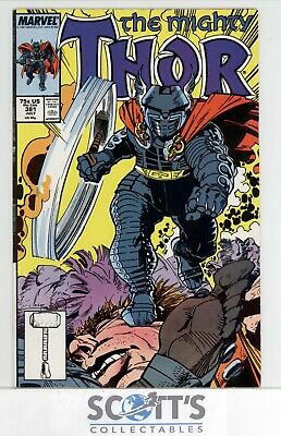 Thor  #381  Vf   (Bagged & Boarded)