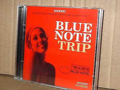 Artisti Vari BLUE NOTE TRIP Sunset & Sunrise Doppio CD NUOVO SIGILLATO!!!