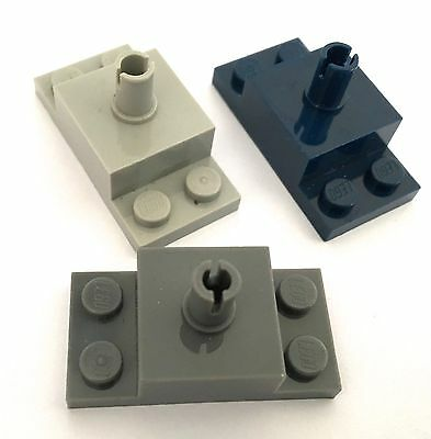 LEGO 1x2 Modified brick with handle Pack of 6 Part 30236 Choose your colour