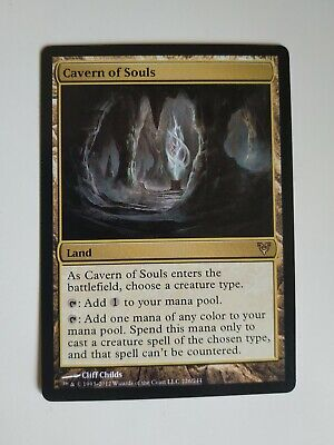 Cavern Of Souls - Mint ENG MAGIC THE GATHERING *SPECIAL OFFER*