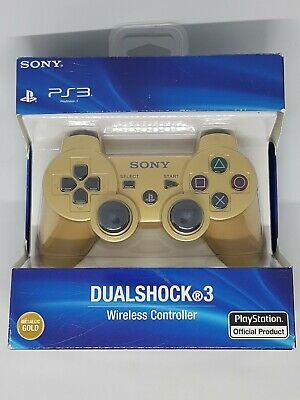VERY RARE OFFICIAL BOXED DualShock 3 Wireless Controller PlayStation PS3