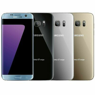 Samsung G935V Galaxy S7 Edge 32GB Factory Unlocked (AT&T T-Mobile & More) 4G LTE