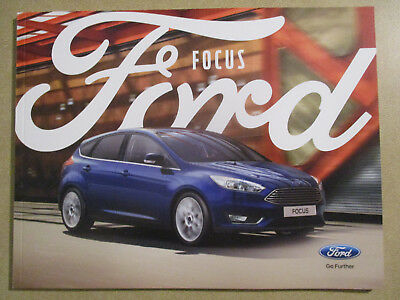 Catalogue Auto : Ford : Focus   04/2017
