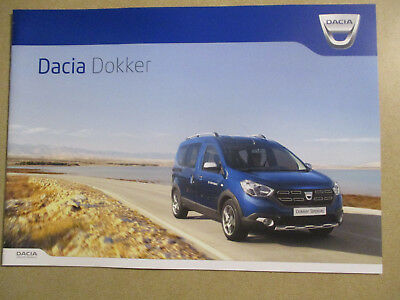 Catalogue Auto : Dacia : Dokker   03/2017