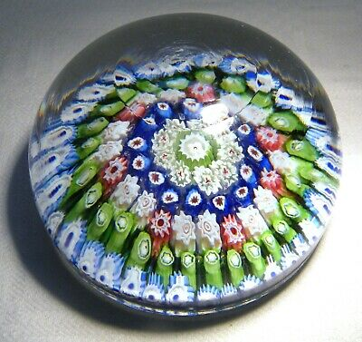 Glass Paperweight   Old English