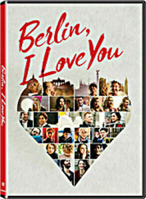 Berlin, I Love You [New DVD] Ac-3/Dolby Digital, Dolby, Subtitled, Widescreen