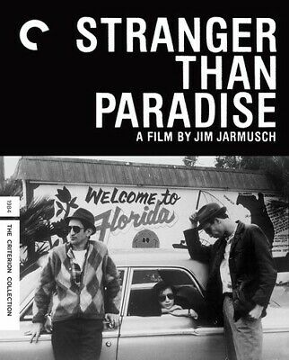 Stranger Than Paradise (Criterion Collection) [New Blu-ray] Subtitled, Widescr