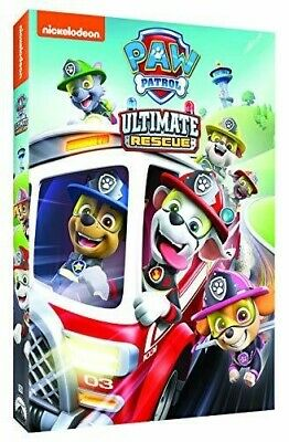 Paw Patrol: Ultimate Rescue [New DVD] Ac-3/Dolby Digital, Amaray Case, Widescr