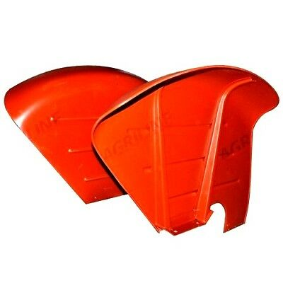 Rear Fender Wing Set Fits Fordson Major Power Major Tractors.