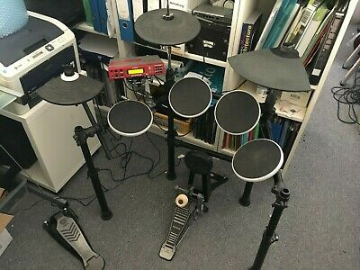 Yamaha DTXPRESS 2 II ELECTRIC DRUMKIT. ALESIS LITE FRAME AND TOMS. YAMAHA CYMBAL