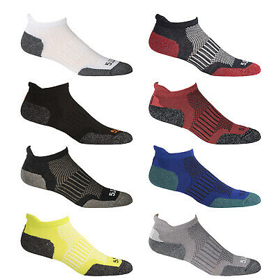 5.11 Tactical Men's ABR Training Socks Compression Ankle, Style 10031, Size S-L