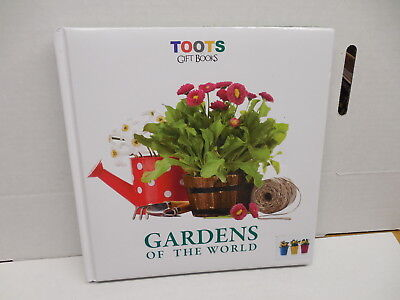 Gardens Of The World TOOTS Gift Books Pavilion Company Back Cover Is Green Turf