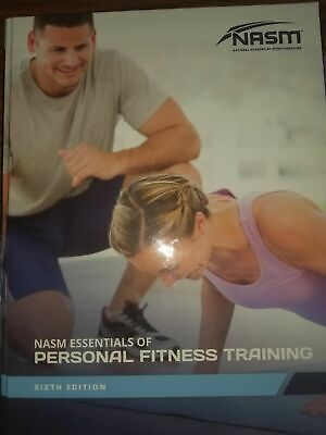 NASM Essentials of Personal Fitness Training 6th Edition