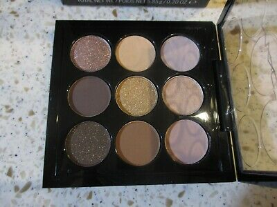 Mac Amber Times 9 Eyeshadow Brand New In Box