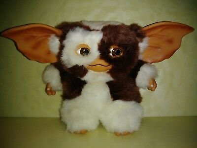 NECA, Gremlins, GIZMO MOGWAI, 2003, Stuffed, 7 Inches Tall, Plush