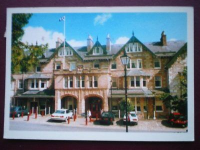 Postcard Inverness-Shire Fife Arms Hotel - Cairngorms National Park