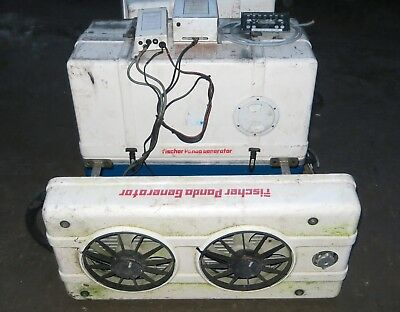 Fischer Panda  12kva  generator with water cooled alternator  plus radiator etc