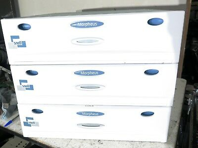 3x Snell Wilcox morpheous rack unit with mor-2330 cards
