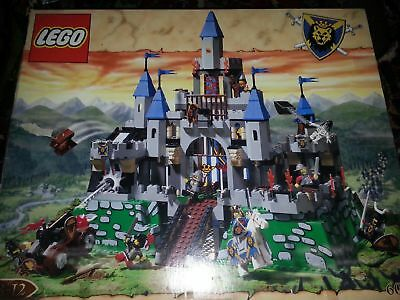 LEGO 6098 Castello del Re King's Leo Castle medieval 2000 nuovo