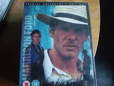 WITNESS-HARRISON FORD KELLY McGillis(R2 DVD)Peter Weir Amish