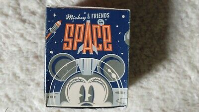 Figurine Disney Disneyland Paris Vinylmation Mickey Space