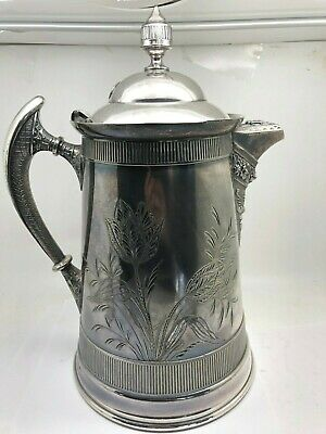 Wm. Rogers 1457 Silverplate Water Pitcher