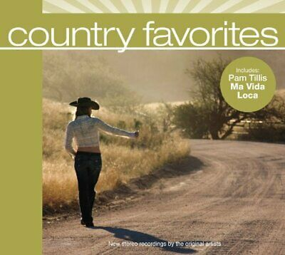 Various Artists - Country Favorites CD NEW