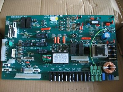 Hamworthy 563901236 Main PCB Assembley Purewell Warmwell Boiler Heating
