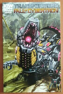 Transformers Fall of Cybertron #1 - IDW Comics 1st Print One-Shot