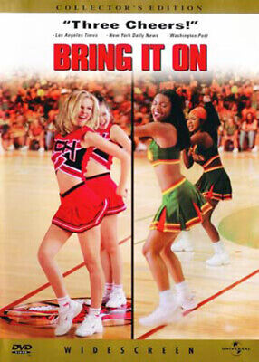 Bring It On (2000 Kirsten Dunst) (Collectors Edition) DVD NEW