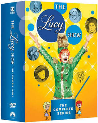 The Lucy Show: The Complete Series (24 Disc) DVD NEW