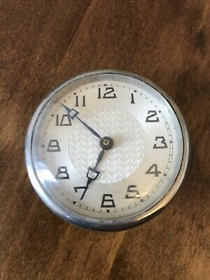 Antique Carriage Clock 1920s 1930s Pocket-watch Vintage Small