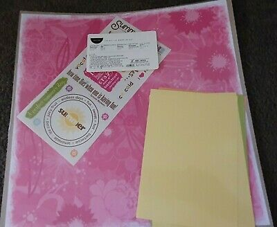 Creative Memories 12 x 12  Additions Pack - Simply Beautiful Summer