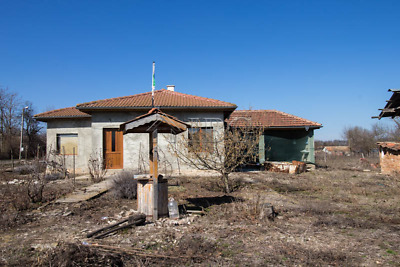 Bulgarian property sale New built House with 2 bedrooms near Balchik and the SEA