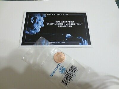 """2019 W Proof Reverse Lincoln Cent From The Silver Set Second """"w"""" Cent"""