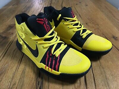8ce38711599 Nike Kyrie 3 Mamba Mentality Og Limited Edition Kobe Bryant X Irving X Bruce  Lee