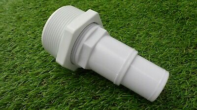 """INTEX FLEXI PIPE  2"""" - 1.5"""" MALE THREAD WITH A SLIP HOSE 32 - 38 mm FOR FLEXI"""