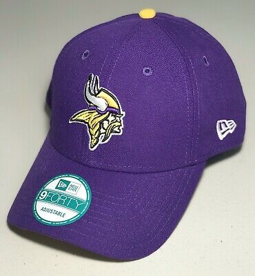 7ee43d54 MINNESOTA VIKINGS NEW Era 9Forty NFL The League Adjustable Hat ...