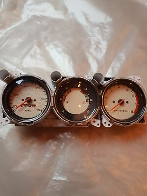 Classic Mini Cooper 1275cc Gauges Instrument cluster Clock