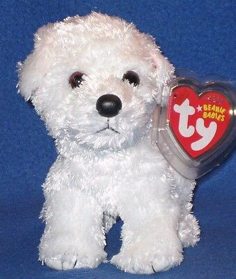 MINT with MINT TAG TY SNOOKUMS the DOG BEANIE BABY