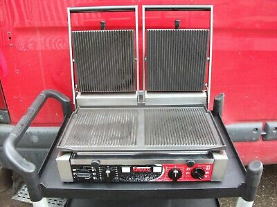 No2 Sirman  Double Contact Grill , Double Clamp Grill , Double Paninni Grill